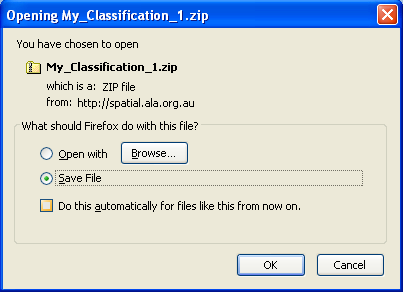 Classify Zipped Results File