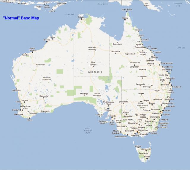 Normal Base Map