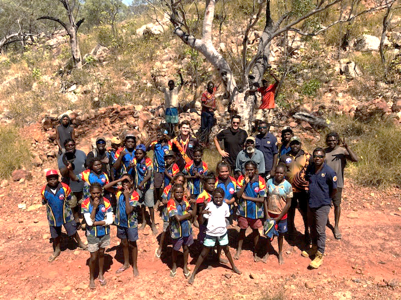 Image: Empowering future Indigenous land managers