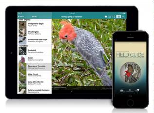 Field Guide App